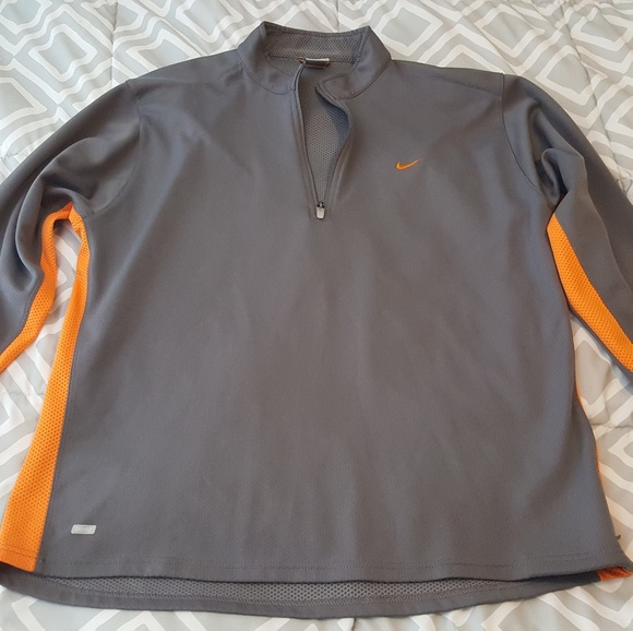 Nike Other - Nike dri-fit pull over jacket
